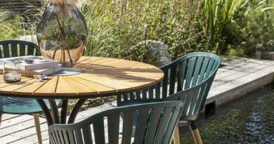 2021-es kerti és kültéri bútor újdonságok kertekbe erkélyekre