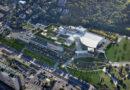 Egy év alatt kívül-belül megújul az óbudai Eurocenter