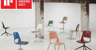 Magyar designmárka termékcsaládját díjazták az iF DESIGN AWARD 2021 versenyen