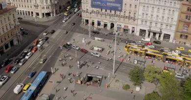 Nyáron elkezdődik a fővárosi Blaha Lujza tér felújítása