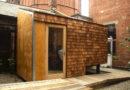 Alacsony hulladékfelhasználású közösségi kabin jött létre Leedsben