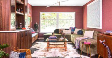 A nappali és az étkező cseréje teljesen átalakította ezt a családi otthont
